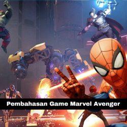 Review Game Marvel Avenger