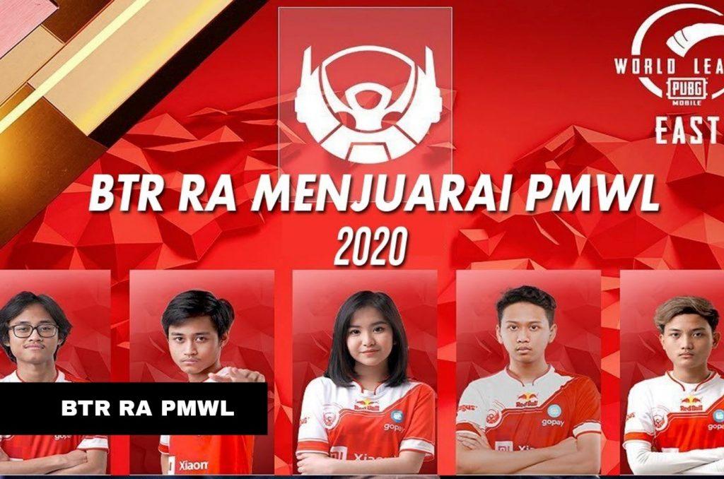 Bigetron Red Aliens Juara PMWL