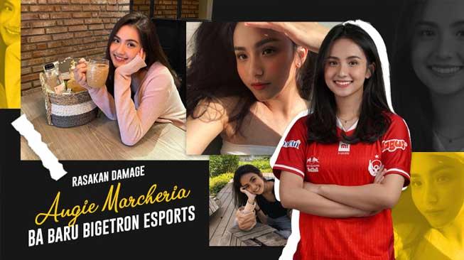 Bigetron Esports Menarik Angie Marcheria Sebagai Brand Ambbassador Baru